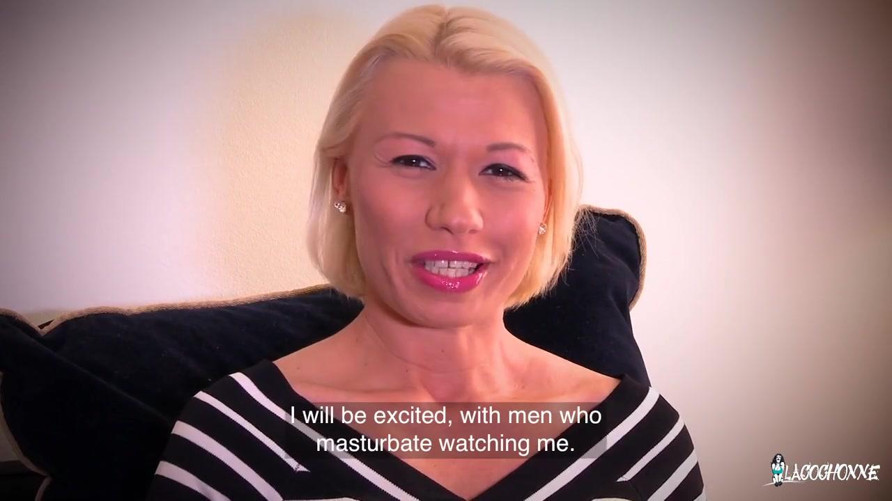 Зрелая француженка согласилась на секс с двумя