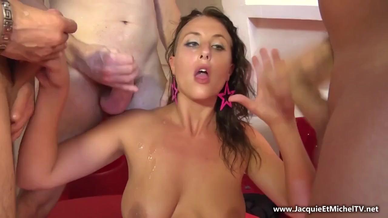 Групповушка в секс клубе