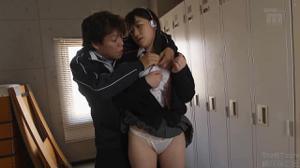 Всей группой выебали японскую студентку - скриншот #2