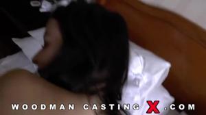 Девушку долго ебали на кастинге Вудмана - скриншот #13