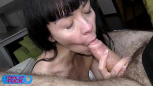 Порно кастинг брюнетки Саши - скриншот #20