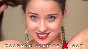 Полноценный порно фильм с молодой давалкой на кастинге Вудмана - скриншот #6