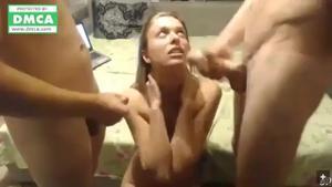 МЖМ с молодой в порно чате - скриншот #19