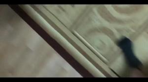 Рыжую киевлянку ебут тремя хуями - скриншот #3
