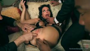 Подборка извращенного секса под музыку - скриншот #11