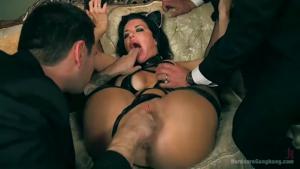 Подборка извращенного секса под музыку - скриншот #12