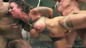 Подборка извращенного секса под музыку - скриншот #6