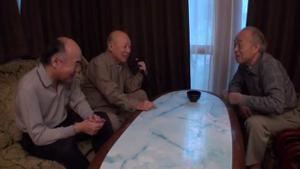 Сисястая японка ебется со стариками - скриншот #10