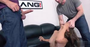 Она очень хотела сниматься в порно - скриншот #4