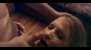 Муж снимает, как жену ебет в рот любовник - скриншот #17